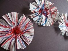 fourth of july daycare crafts