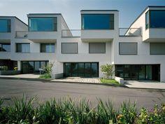 Row Houses / Pool Architekten