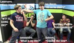 Best scene in a gamebang! - Smosh Games Photo (33603570) - Fanpop