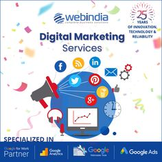 Escalate your Online presence with our Unique Digital Marketing Services. #onlinepresence #digitalmarketing #digitalmarketingservices #marketingcampaigns #marketingstrategiesforbusiness Webmaster Tools, Google Analytics, Google Ads, Digital Marketing Services, Innovation, Technology, Business, Unique, Tech