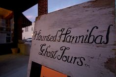 For an entertainingly creepy way to hear about the spirits of Hannibal, take the Haunted Hannibal Ghost Tour. You will be led around town on a trolley as the amiable tour guide explains the history of each haunted stop.