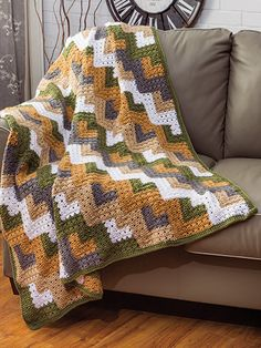 Stress-Free Seamless Crochet - blankets & afghans - Browse 40 projects in Stress-Free Seamless Crochet: www. Crochet Quilt, Crochet Home, Crochet Baby, Free Crochet, Knit Crochet, Easy Crochet, Afghan Crochet Patterns, Crochet Afghans, Crochet Blankets