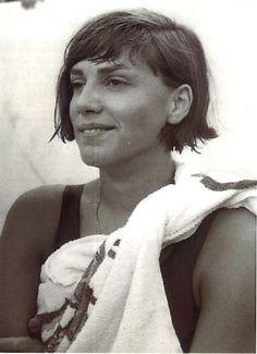 #kikicaron #ChristineCaron #piscine #Caron #natation #JO #olympique