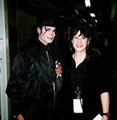 Michael Jackson and Lisa Dalton