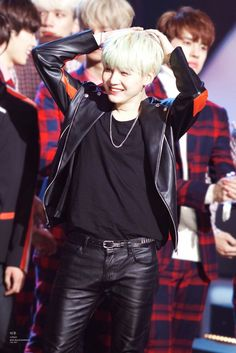 If your heart doesn't melt by looking at this incredibly adorable picture of Suga(r) you are not human. #Suga #BTS