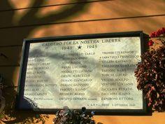 Lapide della Cirenaica (via Bentivogli 42)