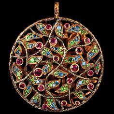 Jewellery Theatre. Liana pendant...♡