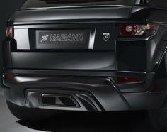 Range Rover Evoque Coupe Tuned | By HAMANN Motorsport | Freshness Mag