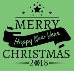 Image for Christmas and New Year 2018 WhatsApp Status