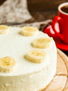 Il Cheesecake alla banana è una vera delizia. Facile da preparare, fresco e delicato, conquisterà tutta la famiglia, bambini in primis!