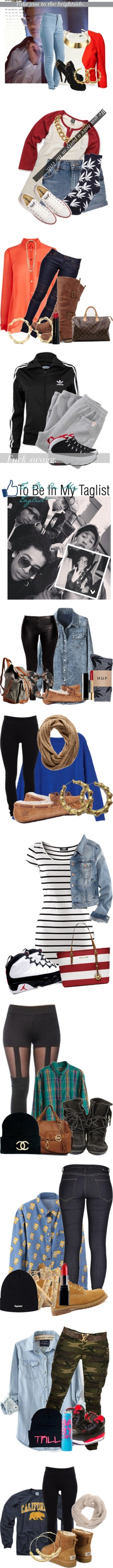 """""""mc ;p"""" by athenablack12300 ❤ liked on Polyvore"""