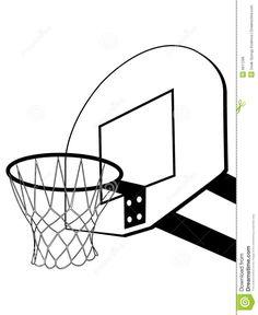 basketball hoop decals