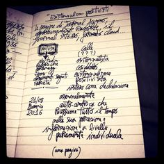 Quadri concettuali e remix... #visual #lomo #journal #writing #notes