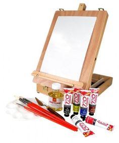 Набор красок, 6 * 38мл, Graduate Oil Box
