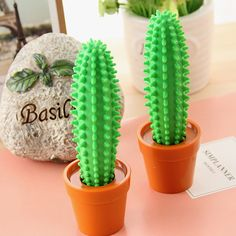 Creative stationery novelty cartoon cactus ball point pen student prizes small fresh pen Student teacher writing ball point pen-in Ballpoint Pens from Office & School Supplies on Aliexpress.com | Alibaba Group