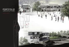 Architecture Portfolio Fouad Addou A selection of academic & professional projects
