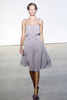 Costello Tagliapietra Spring 2006 Ready-to-Wear Fashion Show - Sasha Pivovarova