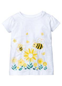 Kisbaba póló+kertésznadrág (2-részes) • 4499.0 Ft • bonprix 9a482c038b