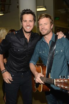 Dierks Bentley, Luke Bryan and Brad Paisley, alongside some of country music's brightest talents including Kip Moore, Randy Houser, Dustin Lynch, Cassadee Pope, Joe Nichols, Raelynn and Brandy Clark, will be hitting the stage in NYC at the end of next month, and they couldn't be more excited.