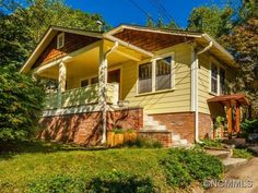Sold for $260,000 - was $287,000 - Pinned Oct. 2015 - 19 Dayton Rd, Asheville, NC 28804