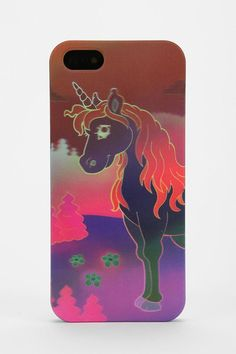 Hologram Unicorn iPhone 5 Case - Just what we've always wanted. #urbanoutfitters