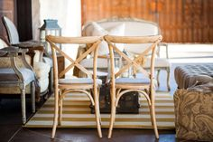 Photography: Jill and Kay Photography Venue: The Reserve Styling: Kristal Childs Rental Props: Pursuing Eden Longview, TX Home Goods Store, Lounges, Wishbone Chair, Bar Stools, Photography, Home Decor, Bar Stool Sports, Photograph, Decoration Home