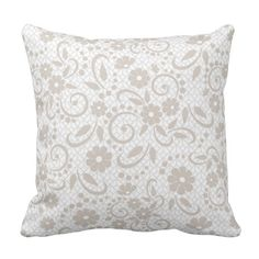 Hampton style floral cushion #hampton #hamptonstyle #whimsy