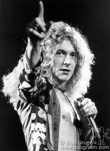 Bob Gruen, Rock and Roll Photographer - Led Zeppelin Photos