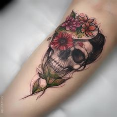 Pictures Of Love Tattoos . Pictures Of Love Tattoos . Pin On Design Tattoo Ideas Tattoos 3d, Paar Tattoos, Sugar Skull Tattoos, Life Tattoos, Unique Tattoos, Beautiful Tattoos, Body Art Tattoos, Tattoos For Guys, Tattoos For Women