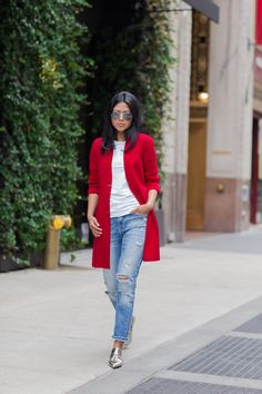How to style the longline coat @walkinwondrland