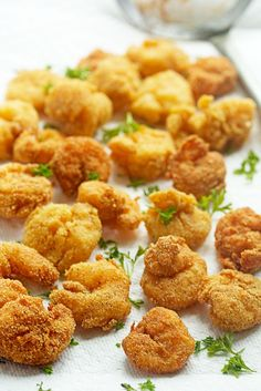 Classic Fried Shrimp | Grandbaby Cakes