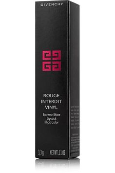 Givenchy Beauty - Rouge Interdit Vinyl Lipstick - Rose Tentateur No. 04 - Antique rose - one size