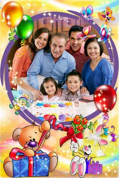 7 Best Happy Birthday Photo Frames Android App Free Download