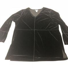 1bc34c2d9cb35 WOMEN S PLUS SIZE BLOUSE TOP SHIRT 2X 22 24 COWL NECK BROWN BLACK RUST  STRETCH