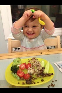 A Real-Food Approach to First Foods and Why Baby-Led Weaning Isn't Enough