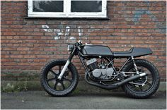Yamaha RD 400 / The Wrenchmonkees