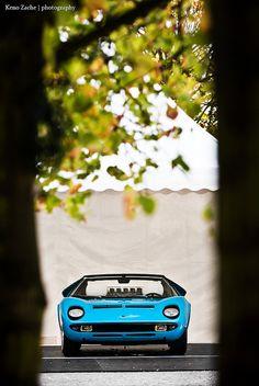 Lamborghini Miura Roadster (One of One)