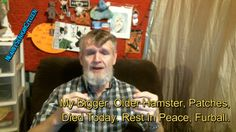 This older man makes honest and enjoyable reaction videos everyday. But he can't even afford a bed to sleep on and is confined in one room with only his hampsters to keep him company. Today one died, and I'm hoping Reddit can give him some support! - more at http://www.thelolempire.com