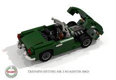 Triumph Spitfire Mk I Roadster (1962)