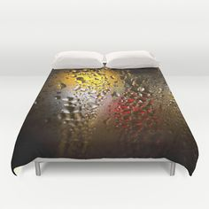 Condensation 74 - FIFA World Cup Trophy Abstract Duvet Cover by Pete Edmunds - $99.00