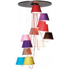 Hanglamp design Potpourrie 12 Kare Design