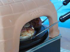 KLARSTEIN Capricciosa Pizzaofen 1200W Terrakotta 6 Personen #mfbt15 | Frinis Teststübchen