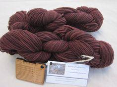 Burgundy Montana Raised Targhee Rambouillet by RanchingTradition, $25.00