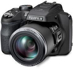 Fujifilm FinePix S Series Long Zoom Cameras | BH inDepth My new camera!