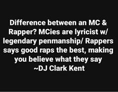 #djclarkkent #clarkkent #hiphop #music #rap #mc #rappers #rap #penmenship #conviction #theresadifference #vladtv Good Raps, Clark Kent, Music Mix, Hiphop, Rapper, Dj, Believe, Cards Against Humanity, Sayings
