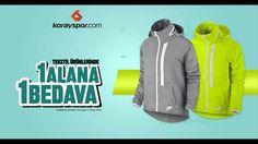 1  ALANA 1 BEDAVA TEKSTİL ÜRÜNLERİ kampanya Daha Fazlası için: http://www.korayspor.com/1-alana-1-bedava  Korayspor.com da satışa sunulan tüm markalar ve ürünler %100 Orjinaldir, Korayspor bu markaların yetkili Satıcısıdır.  Koray Spor Spor Malz. San. Tic. Ltd. Şti.