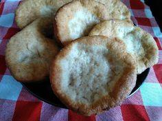 Gluténmentes lángos Paleo, Gluten, Bread, Food, Eten, Beach Wrap, Bakeries, Meals, Breads