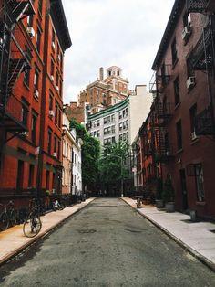 New York City / photo by Tim Lampe