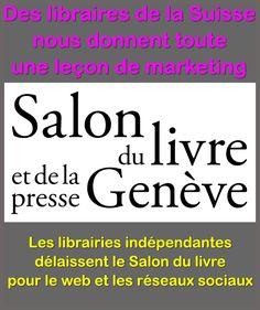 L'Agence Télégraphique Suisse SA (ats), agence nationale suisse d'information, a informé les médias abonnés à son service que plusieurs librairies indépendantes préfèrent s'investir dans des sites …