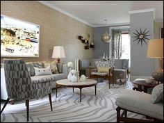 Decorating theme rooms - Maries Manor: 60s